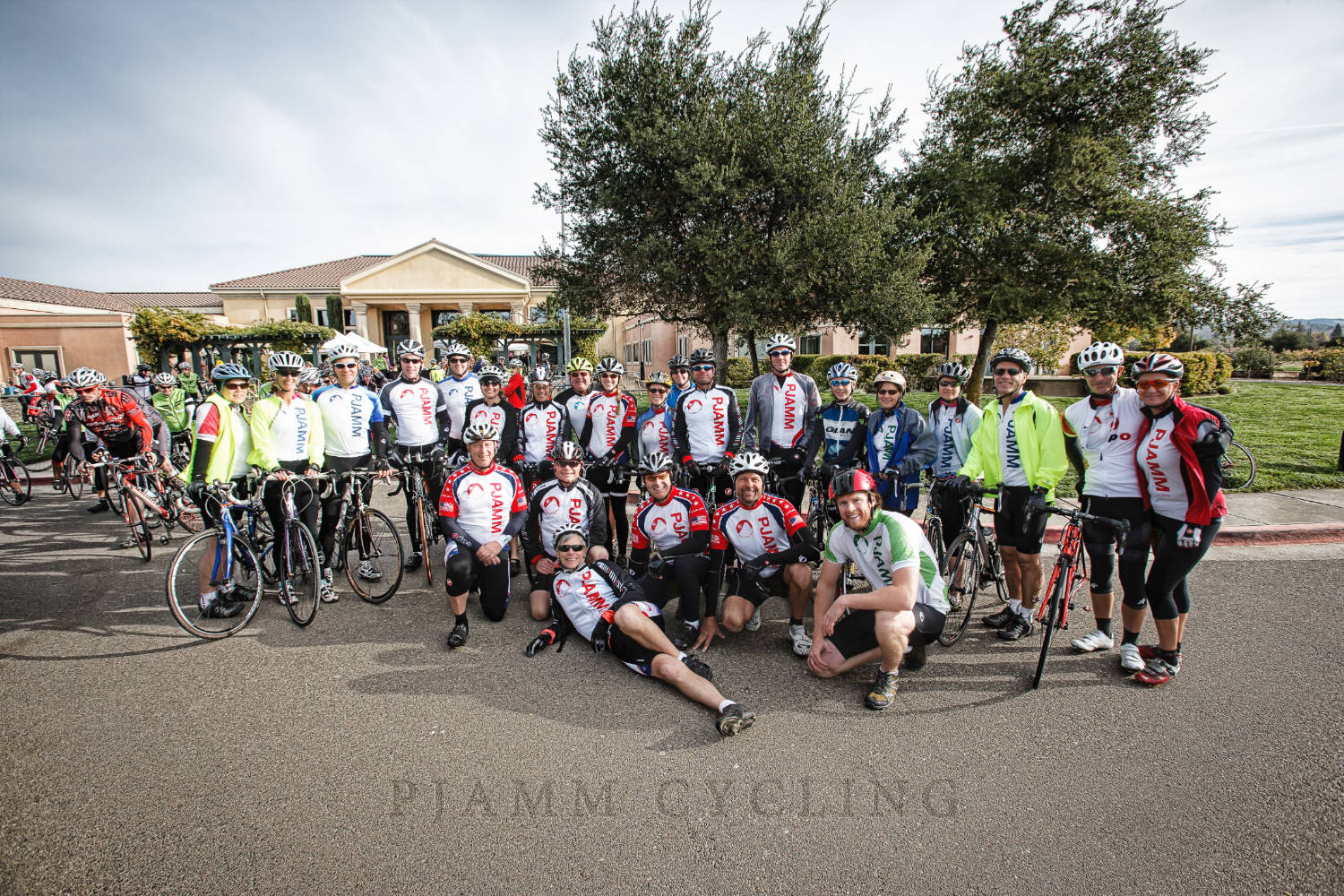 PJAMM Cycling
