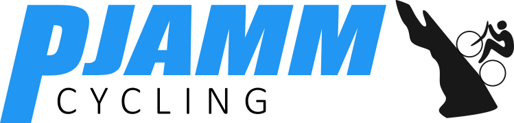 PJAMM Cycling - Header Logo