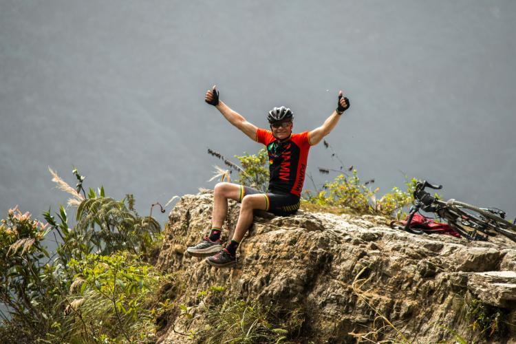 PJAMM Blog Post: Why cycling climbing?