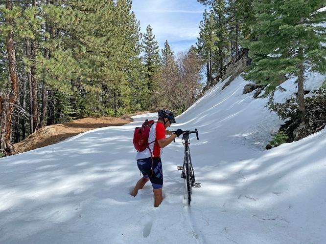 PJAMM Blog Post: You are never too old to take up cycling climbing!
