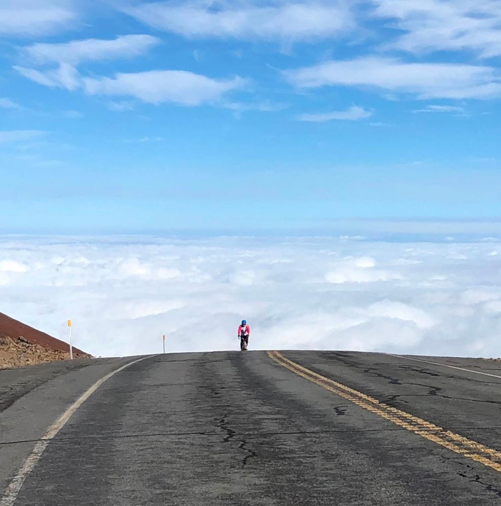 Mauna Kea - PJAMM Cycling