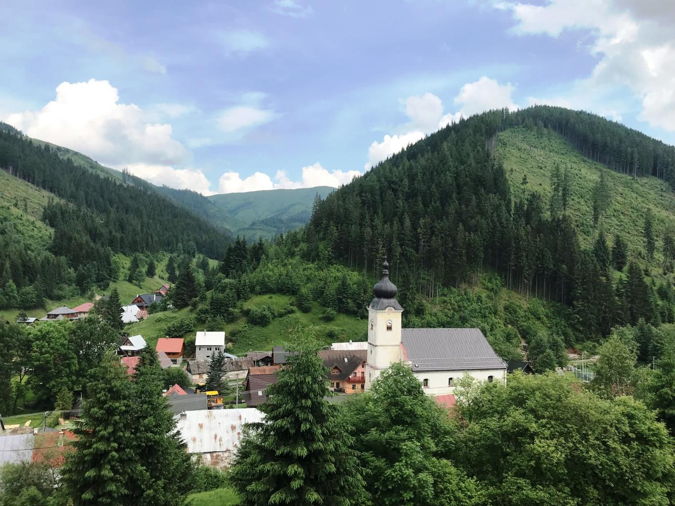 Sedlo-Certovica - North Bike Climb - PJAMM Cycling