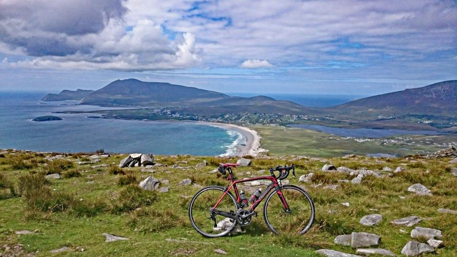Minaun Road Bike Climb - PJAMM Cycling