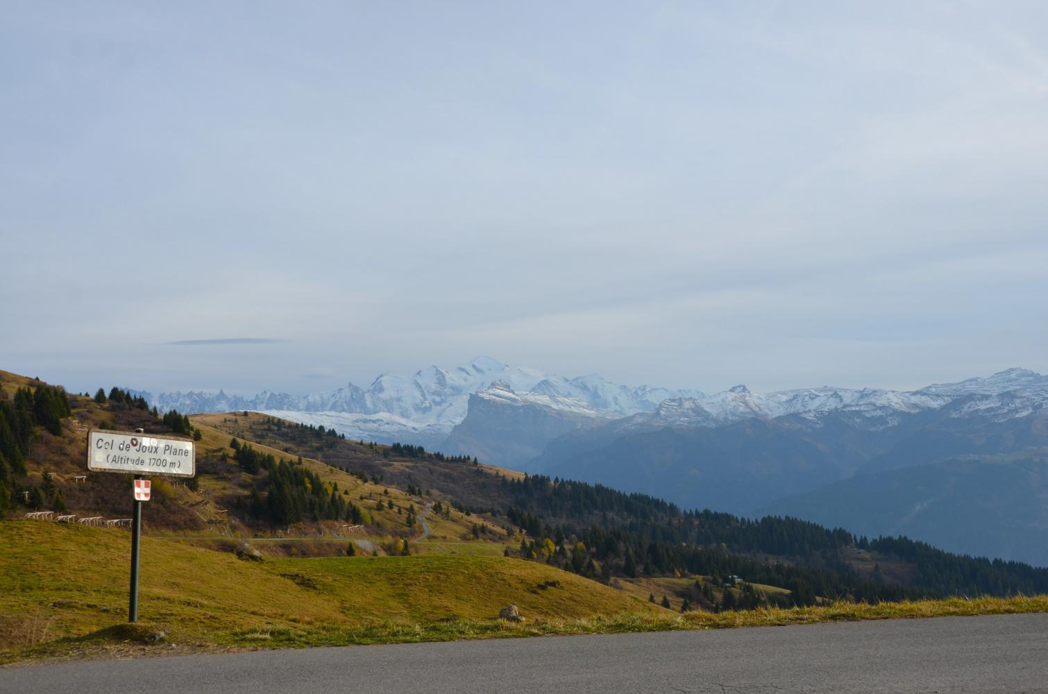 Col de Joux Plane (Morzine) Bike Climb - PJAMM Cycling