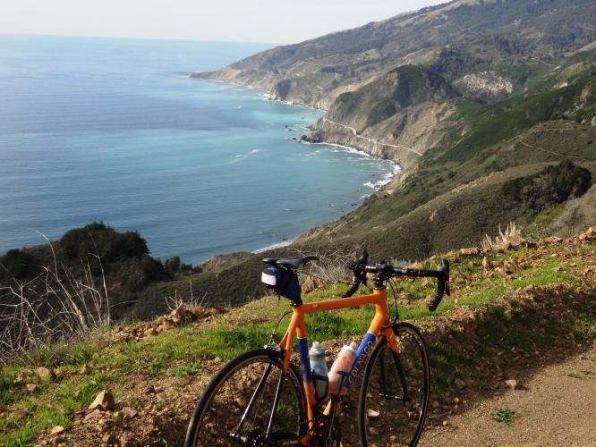 Nacimiento-Fergusson Bike Climb - PJAMM Cycling