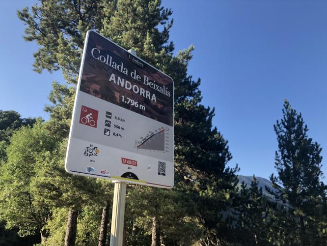 Collada de Breixalis - el Bosquet Bike Climb - PJAMM Cycling