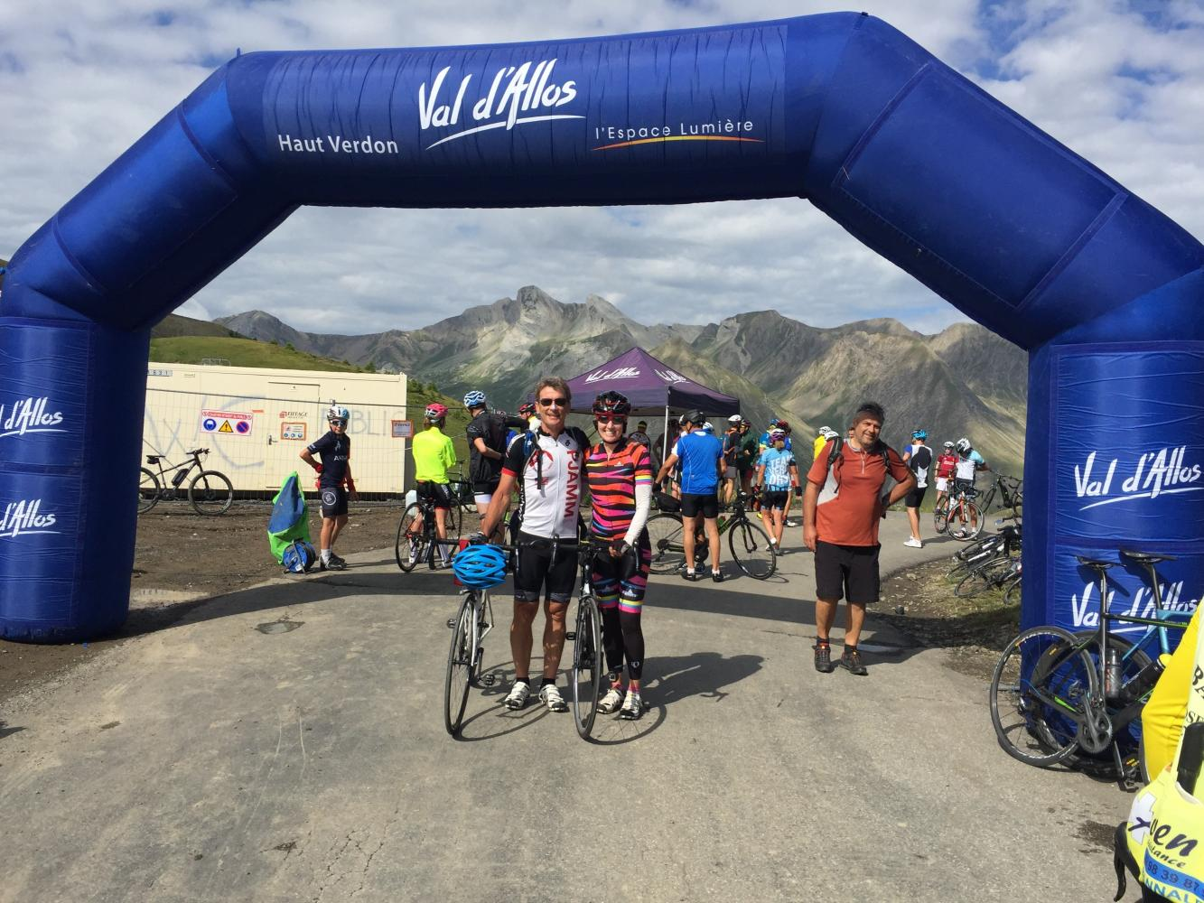 Col d'Allos - Barcelonnette Bike Climb - PJAMM Cycling