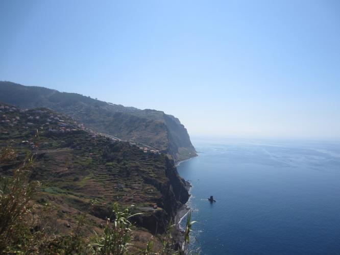 Cabo Girão  Bike Climb - PJAMM Cycling