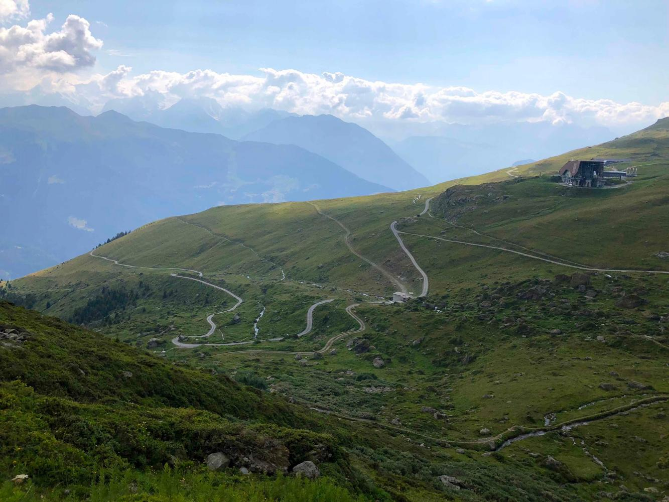 Col des Gentianes Bike Climb - PJAMM Cycling