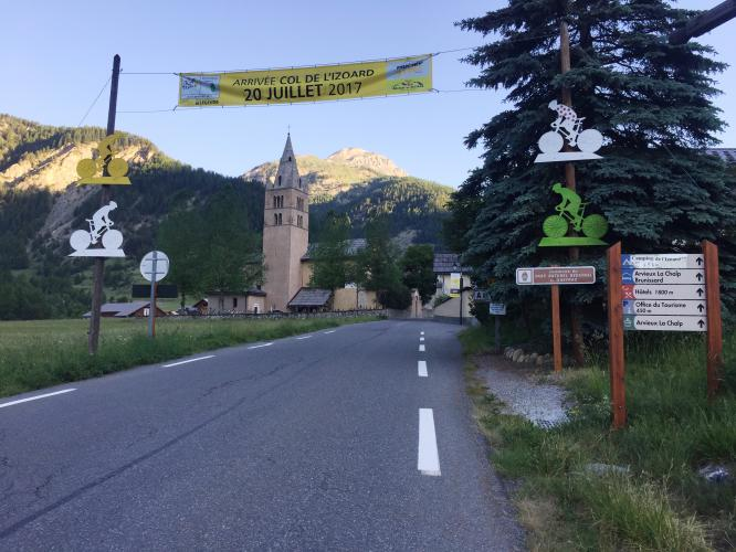 Col D'Izoard (Guillestre) Bike Climb - PJAMM Cycling