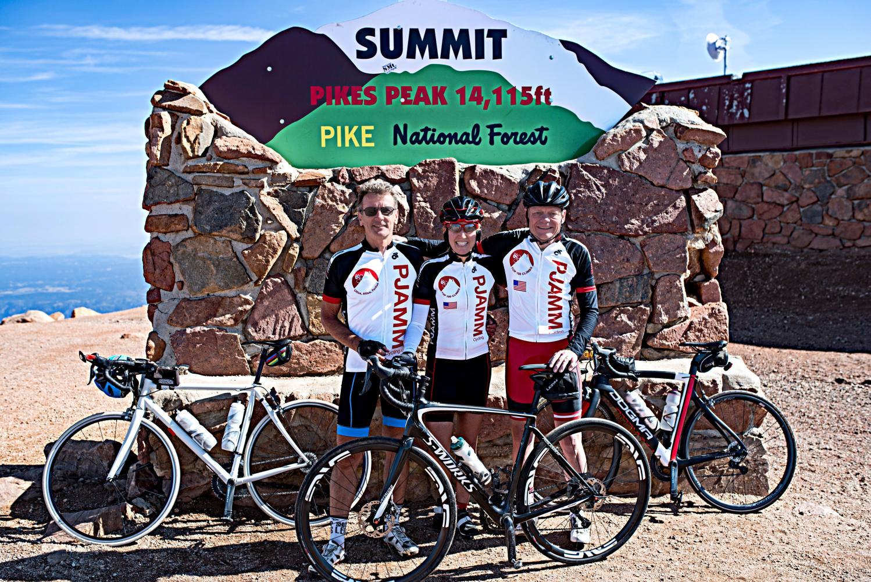 Pikes Peak, CO, USA - PJAMM Cycling - Climb of the Week