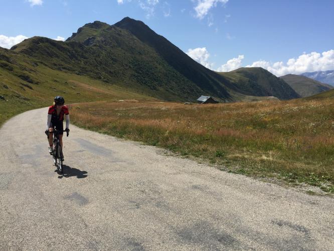 Col de Sarenne (Le Bourg-d'Oisans) Bike Climb - PJAMM Cycling