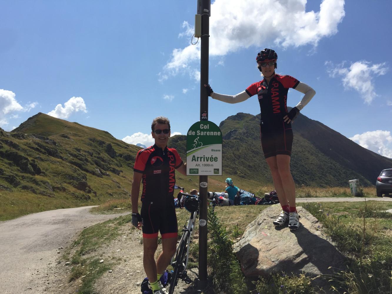 Col de Sarenne (Mizoën) Bike Climb - PJAMM Cycling
