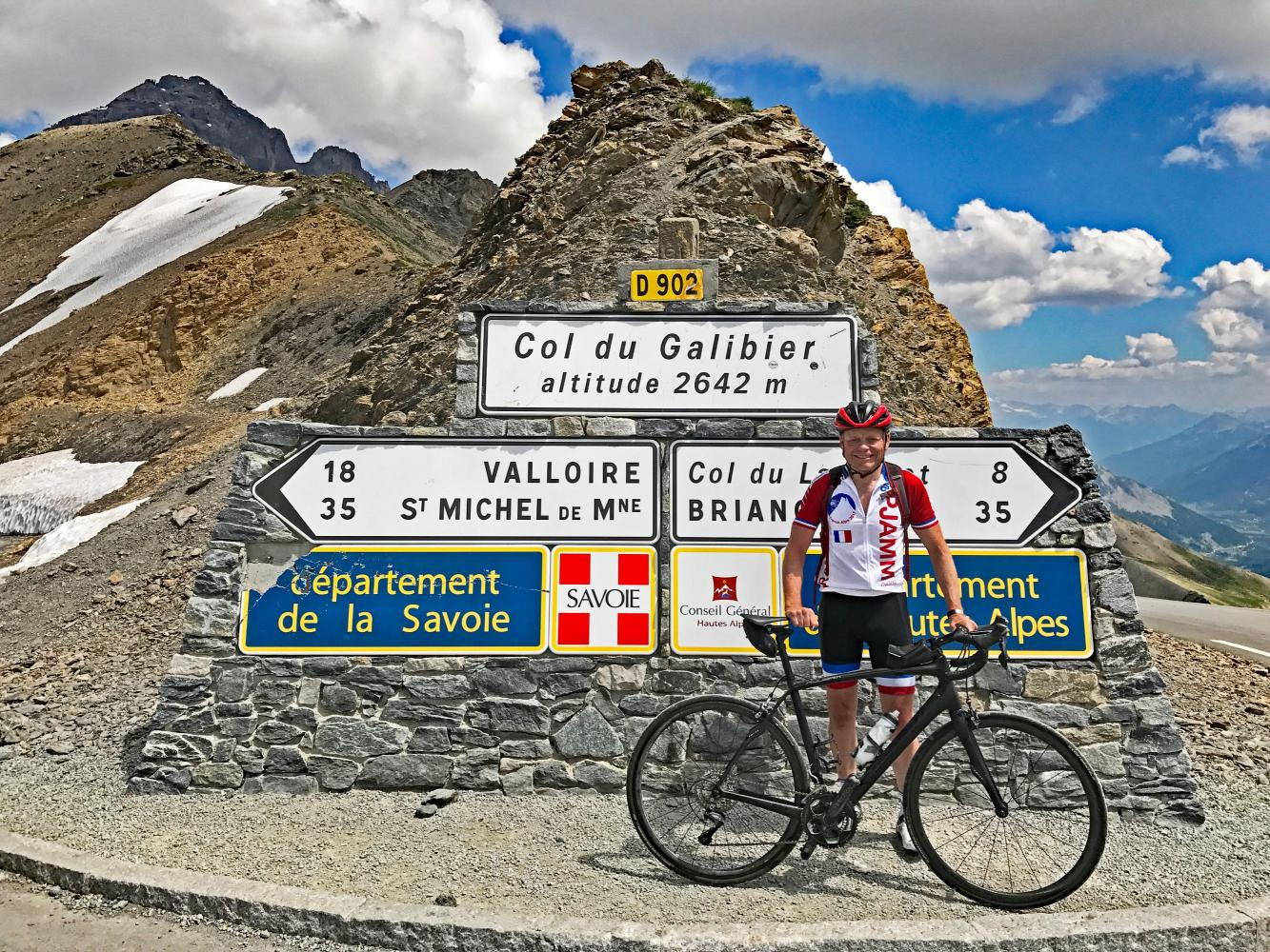 Col du Galibier (Valloire) Bike Climb - PJAMM Cycling