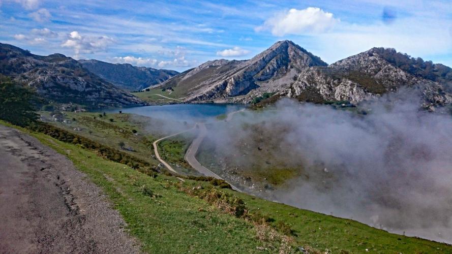 Lagos de Covadonga Bike Climb - PJAMM Cycling