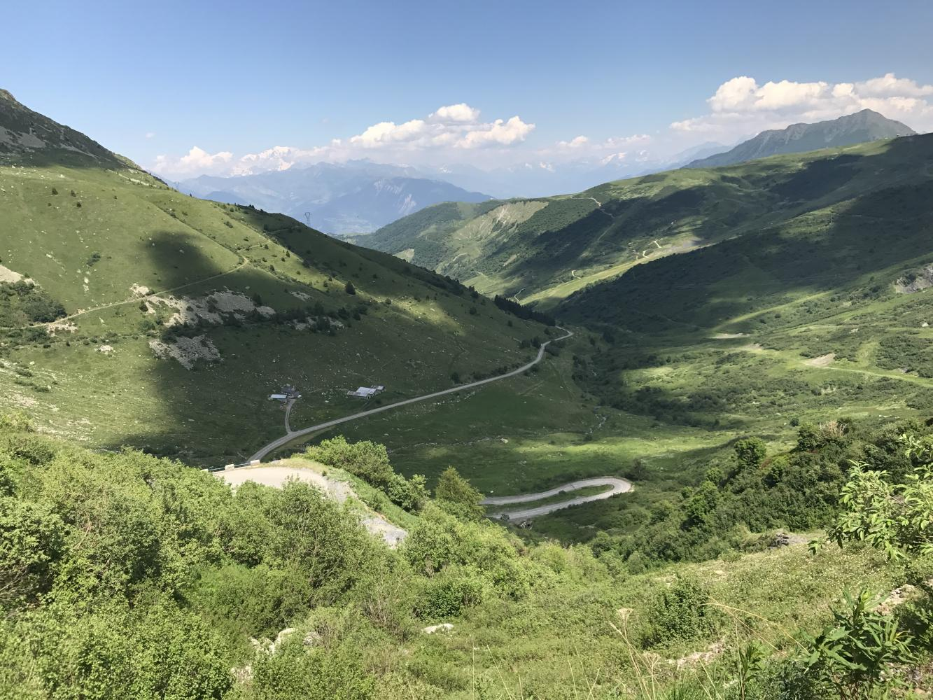 Col de la Madeleine (North) Bike Climb - PJAMM Cycling