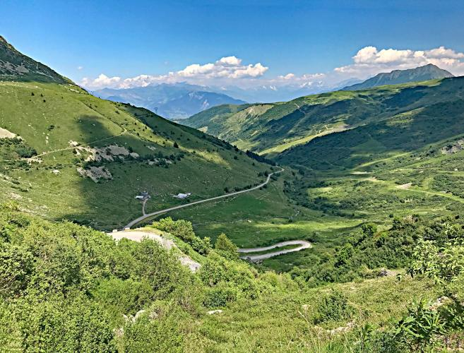 Col de la Madeleine (North) Bike Climb - PJAMM Cycling