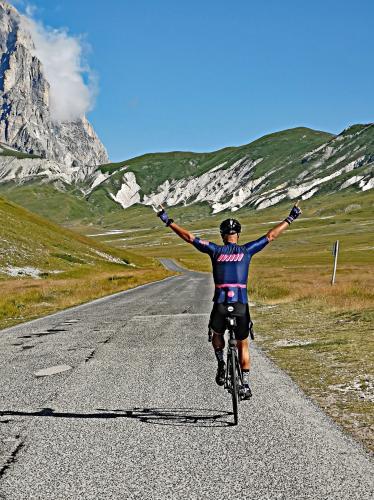 Gran Sasso d'Italia Bike Climb - PJAMM Cycling