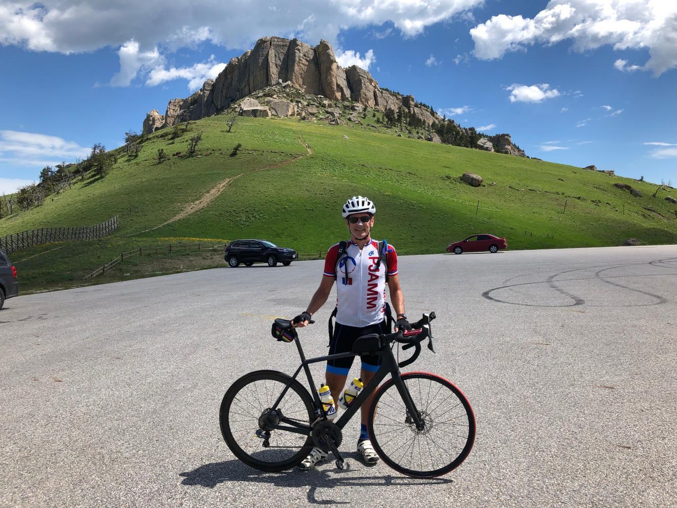Hwy 14 East Bike Climb - PJAMM Cycling