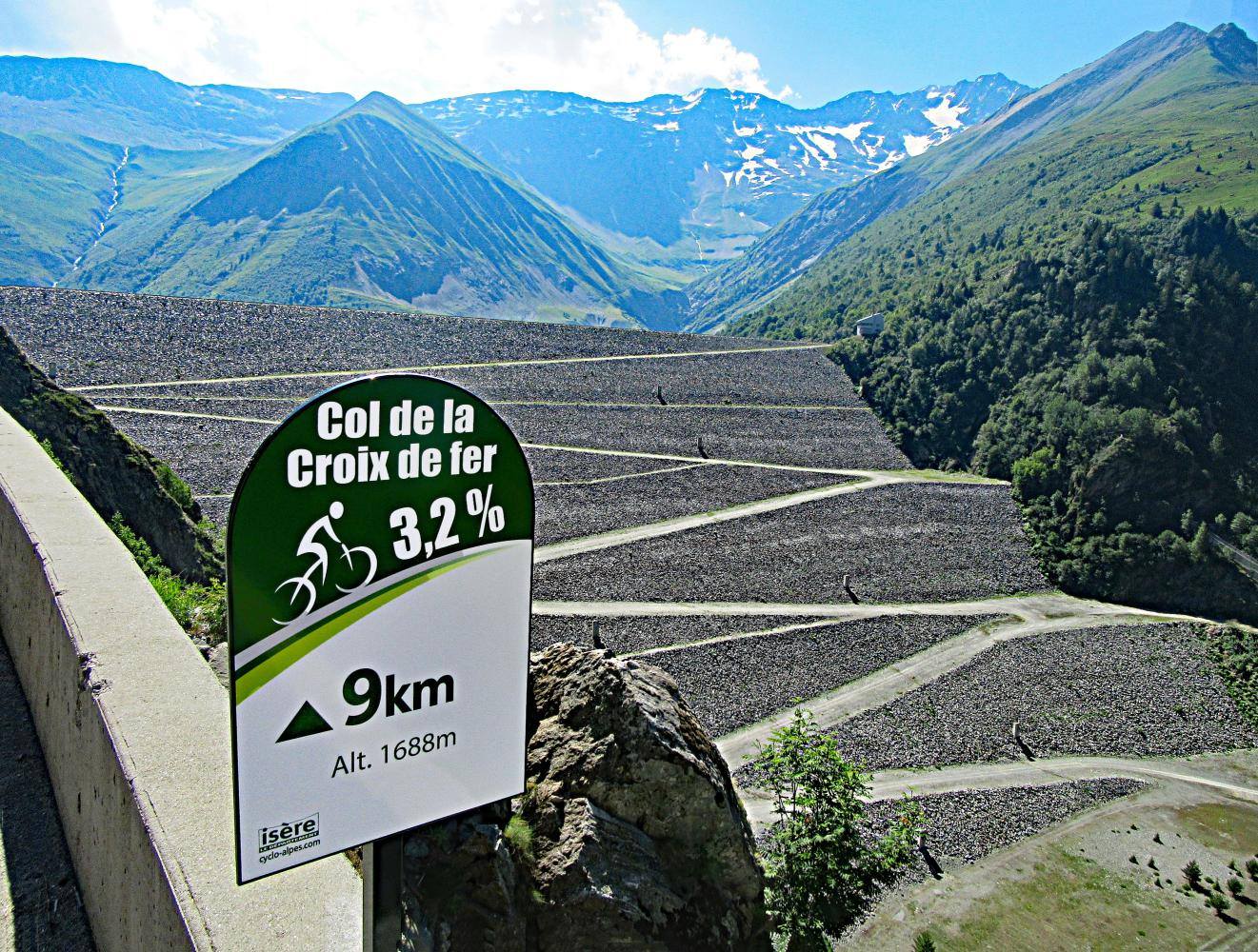 Col de la Croix de Fer- West Bike Climb - PJAMM Cycling