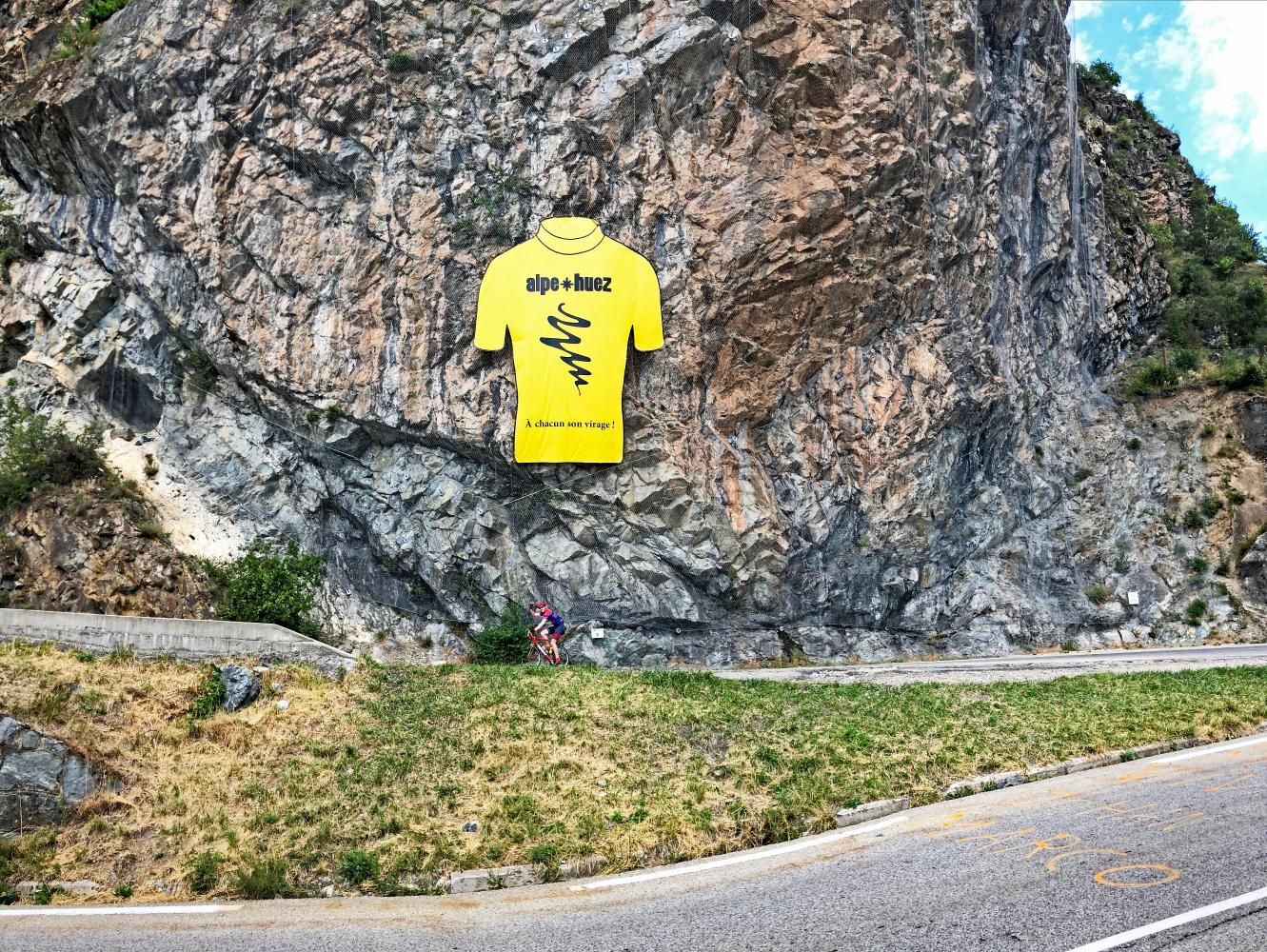 Alpe d'Huez Bike Climb - PJAMM Cycling