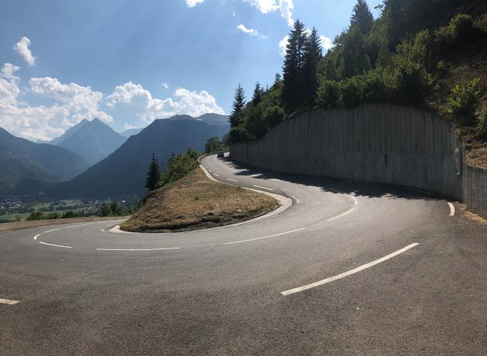 Pla d'Adet Bike Climb - PJAMM Cycling