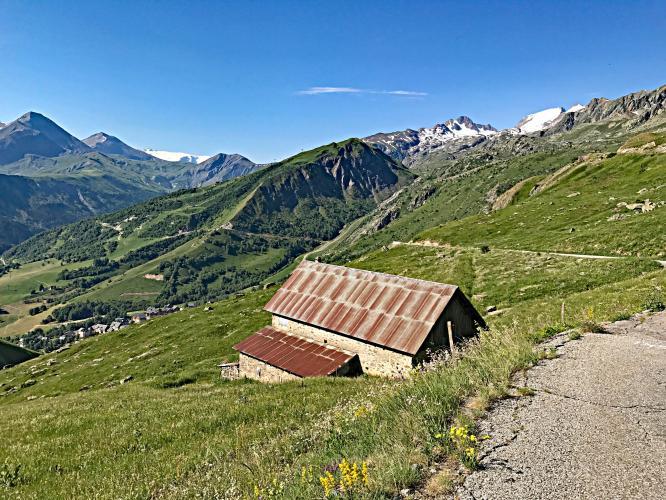 Col de la Croix de Fer- East Bike Climb - PJAMM Cycling