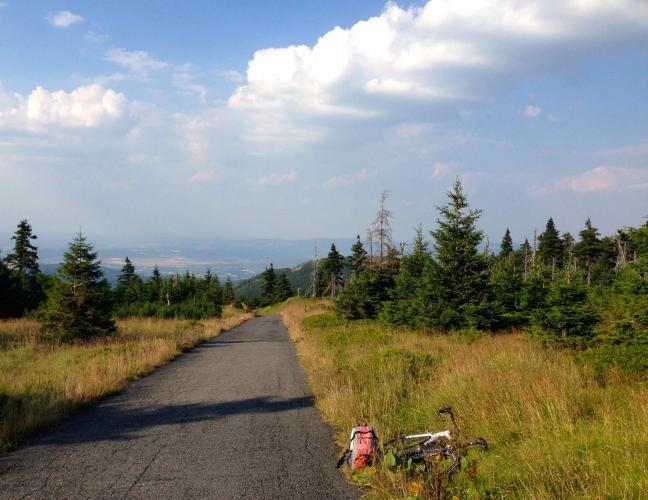 Spindler's Hut (Špindlerův Mlýn) Bike Climb - PJAMM Cycling