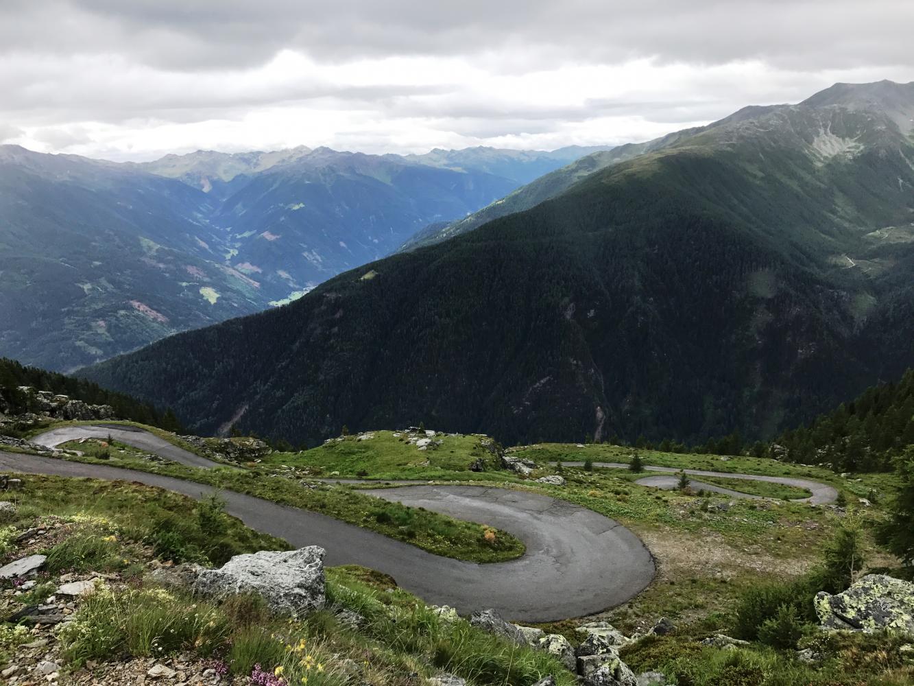 Grosser Oscheniksee (Innerfragant) Bike Climb - PJAMM Cycling