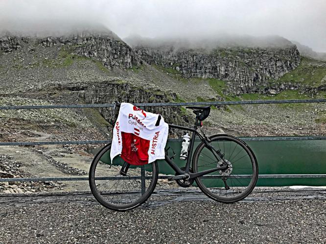 Grosser Oscheniksee  Bike Climb - PJAMM Cycling