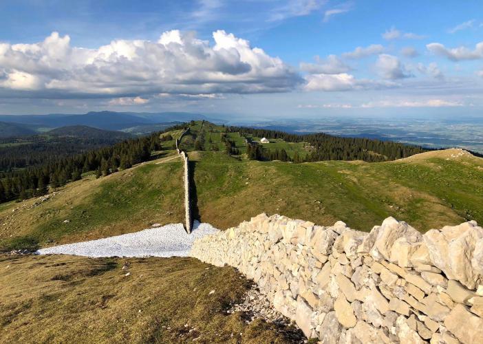 Mont Tendre  Bike Climb - PJAMM Cycling