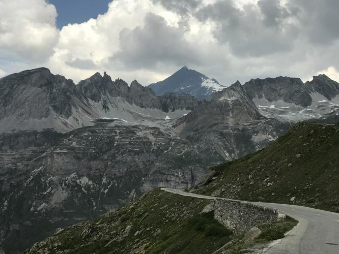 Col de L'Iseran  (Val-d'Isere) Bike Climb - PJAMM Cycling