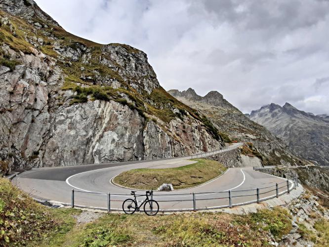 Sustenpass (Wassen) Bike Climb - PJAMM Cycling