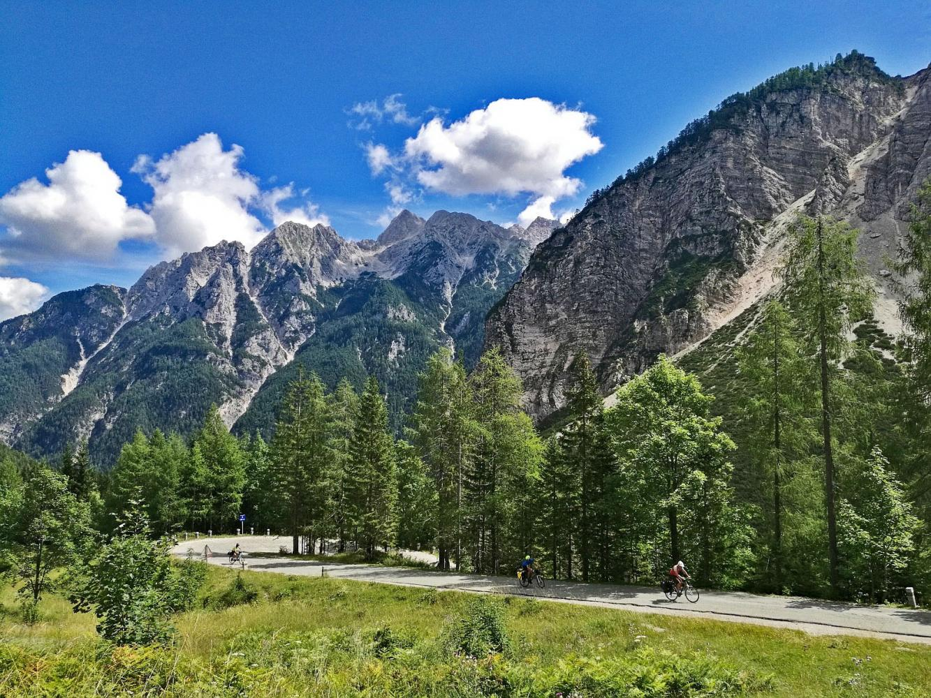 Prelaz Vrsic (Kranjska Gora) Bike Climb - PJAMM Cycling