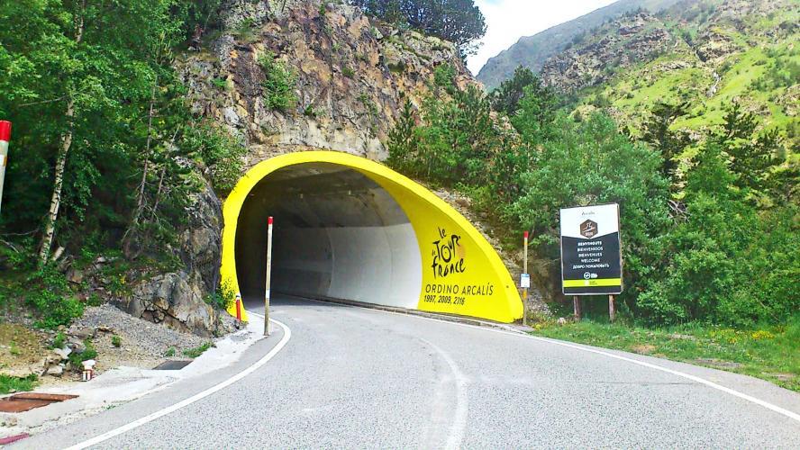 Ordino-Arcalis Bike Climb - PJAMM Cycling