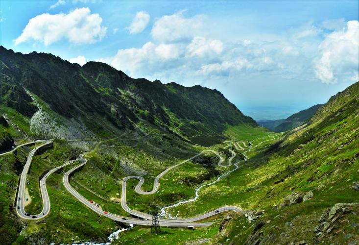 Transfagarasan North (Pasul Bâlea) Bike Climb - PJAMM Cycling
