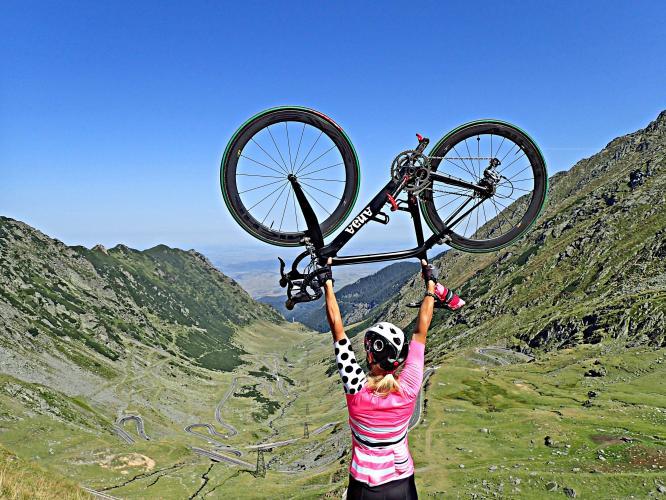 Transfagarasan South Bike Climb - PJAMM Cycling