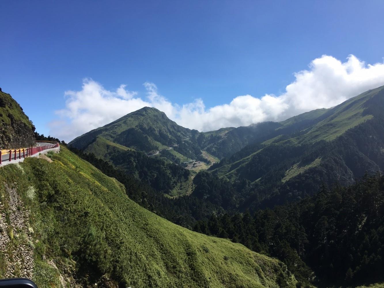 Wuling Pass North Bike Climb - PJAMM Cycling