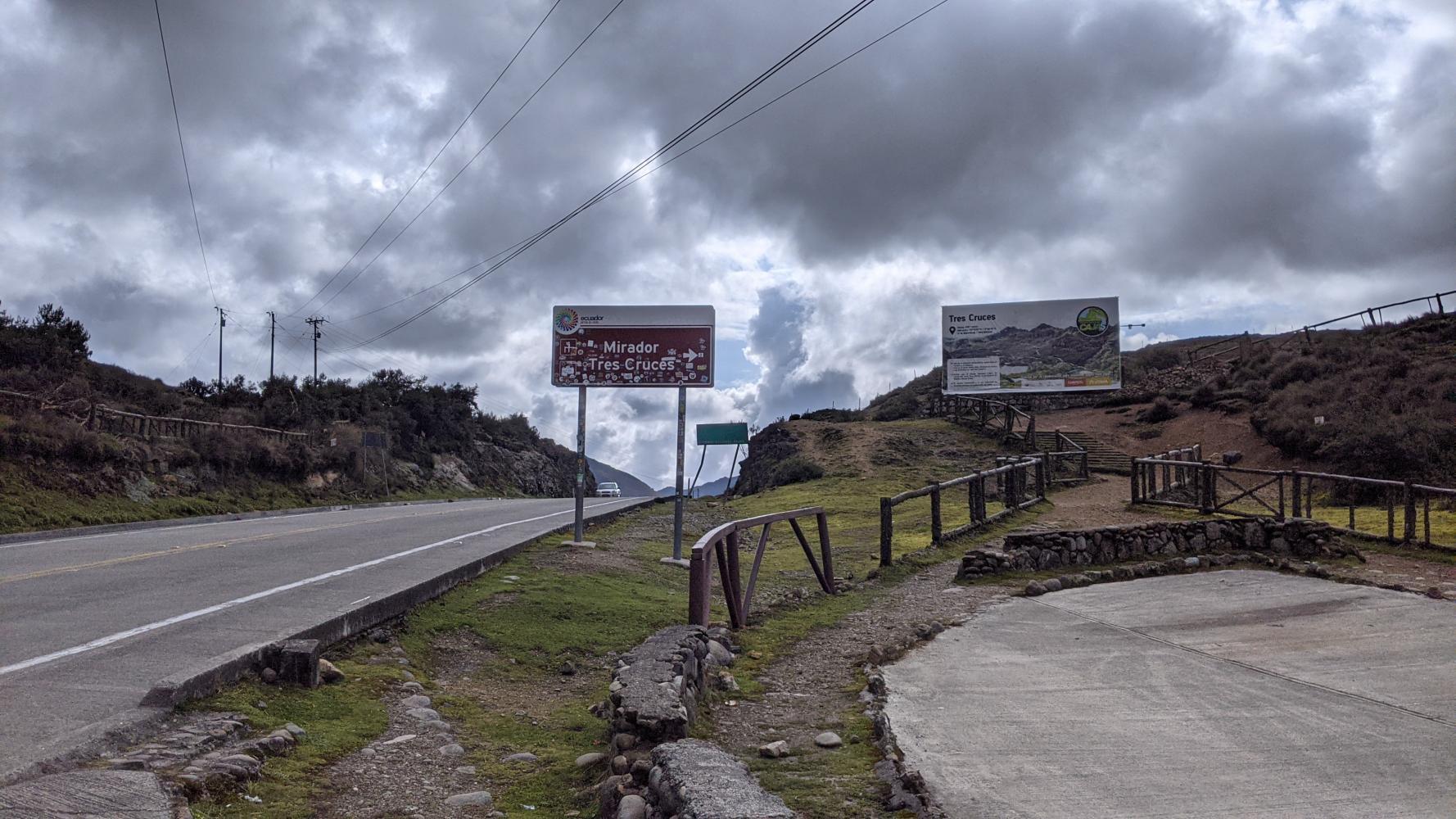Cycling Climb - La Muerte - Ecuador , Guayas