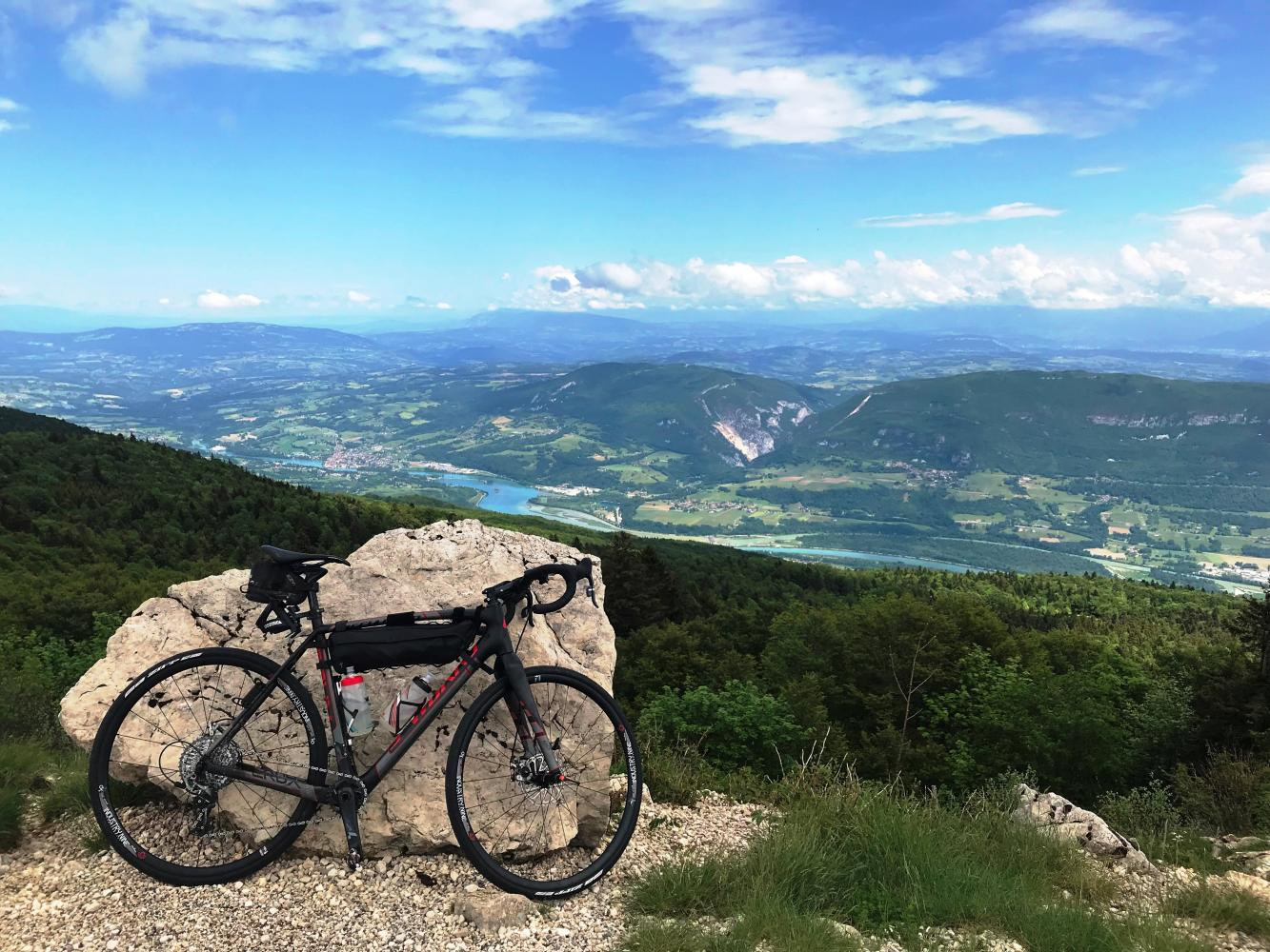 Col du Grand Colombiere - Culoz Bike Climb - PJAMM Cycling