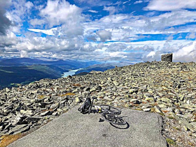 Blaho Bike Climb - PJAMM Cycling