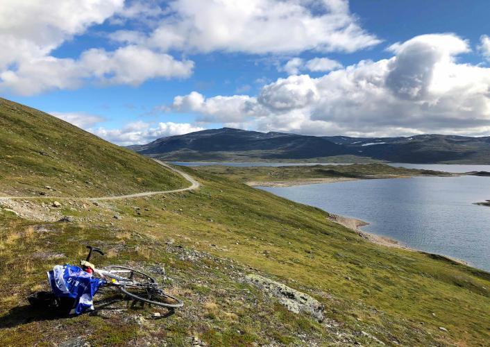 Guolasjavri Bike Climb - PJAMM Cycling