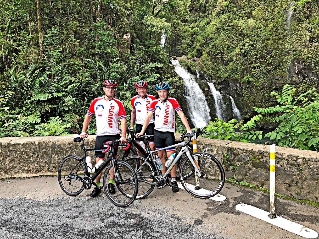 The Road to Hana Bike Climb - PJAMM Cycling