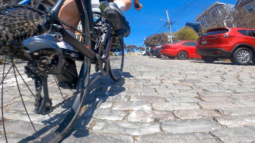 24th Street Bike Climb - PJAMM Cycling