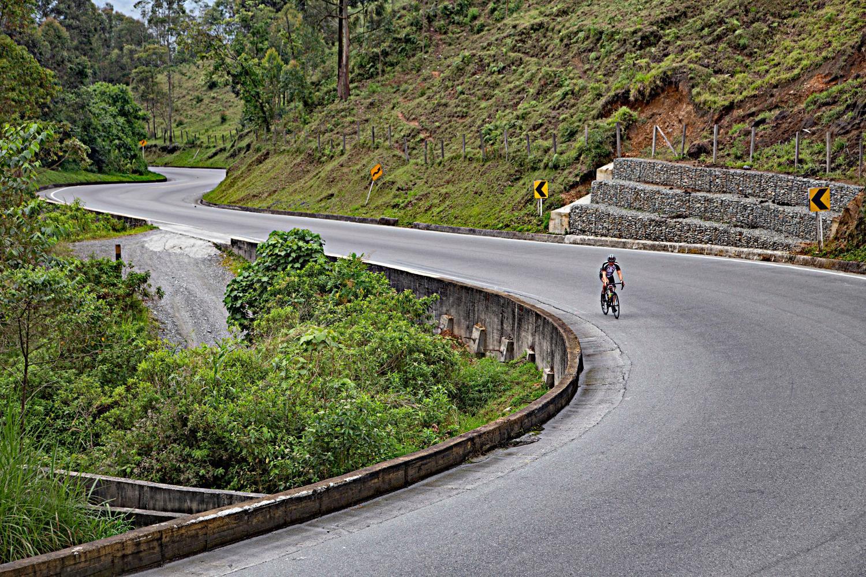 Alto de la Linea, Calarca Bike Climb - PJAMM Cycling