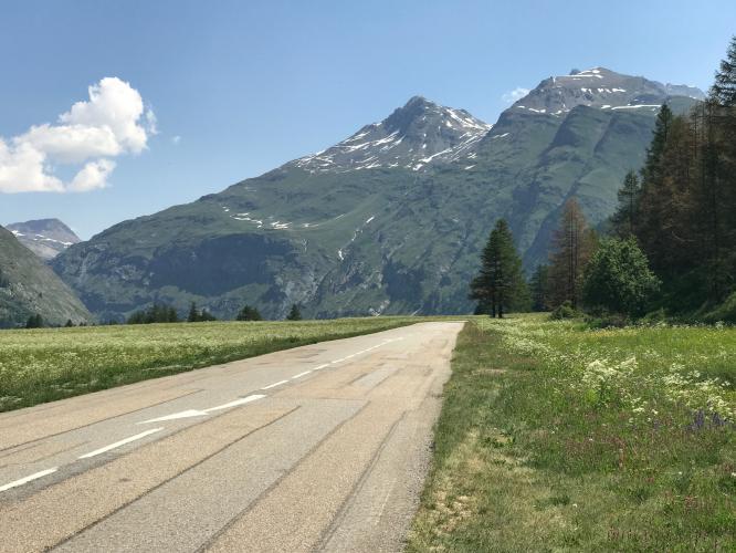 Route des Grandes Alpes Bike Climb - PJAMM Cycling