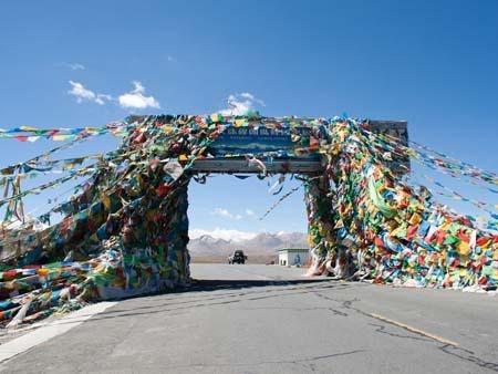 Nyalam La Tong Pass - PJAMM Cycling