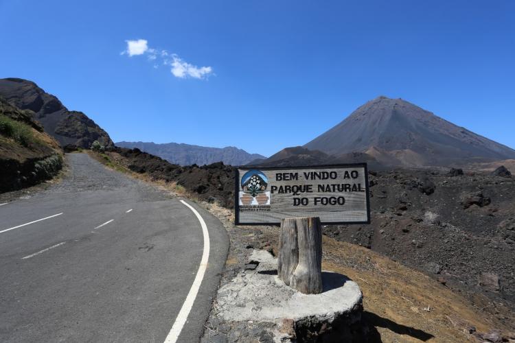 Pico de Fogo Bike Climb - PJAMM Cycling