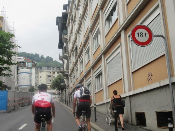 Col du Jaman (Montreux) Bike Climb - PJAMM Cycling