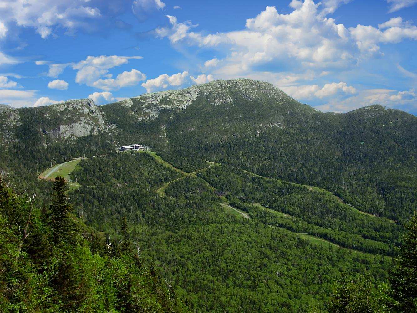 Mount Mansfield (Race to Top of Vermont) Bike Climb - PJAMM Cycling